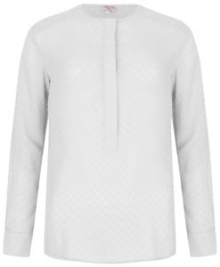 Kitty-blouse-plain-white-front